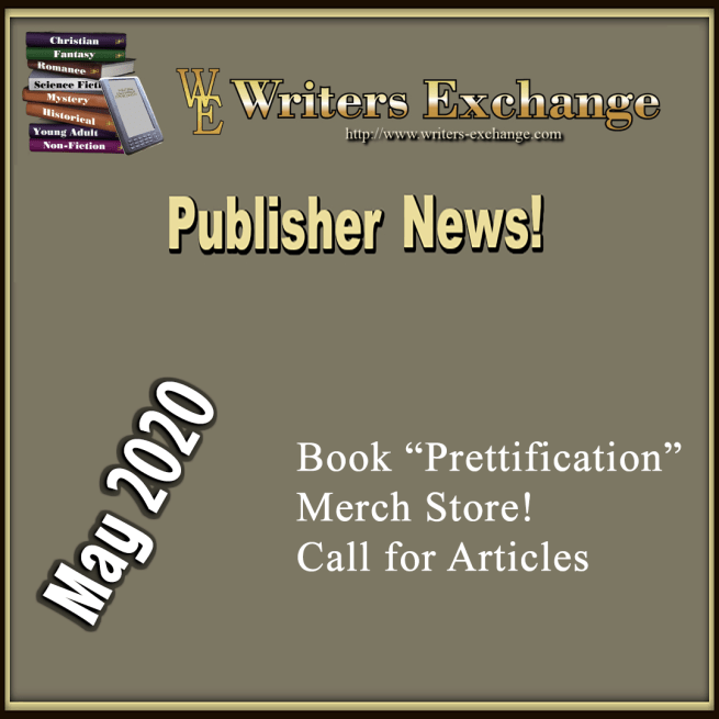 Publisher News May 2020