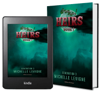 Wildvine Series, Generation 3: Book 1: Heirs 2 covers