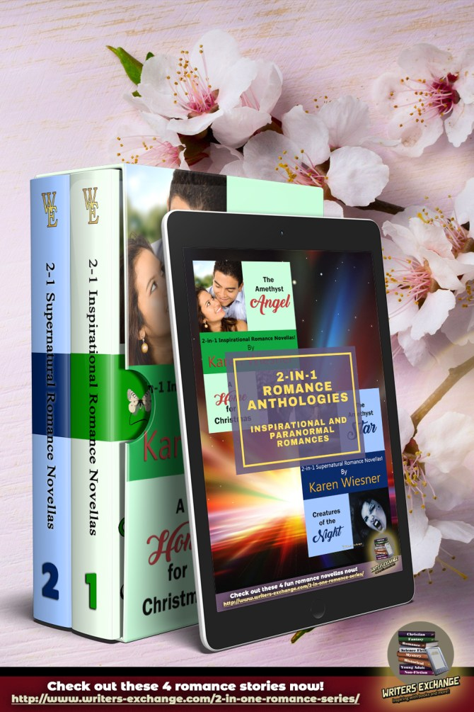 2-in-1 Romance Boxed Set Pinterest version