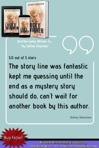 Book review Quote of And the Lucky Winner Is...