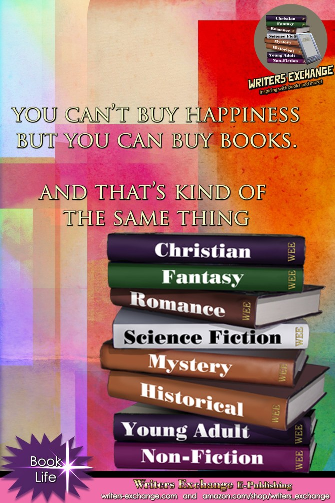 Can't buy happiness book meme