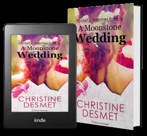 Mischief in Moonstone Series, Novella 5: A Moonstone Wedding 2 covers