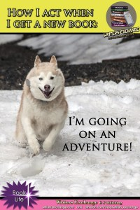 Book Meme: Going on an Adventure... vertical graphic