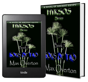 Hyksos Series, Book 7: Sons of Tao 2 covers