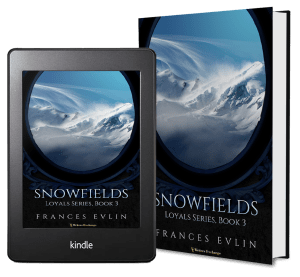 Loyals Series, Book 3: Snowfields 2 covers