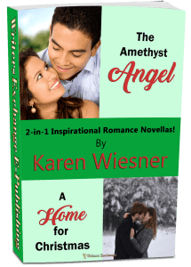 2-in-1 Inspirational Romance 3d Cover