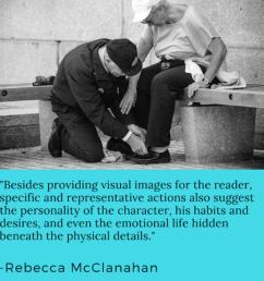 11 Secrets to Writing an Effective Character Description - Writer's Digest [ 900 x 1200 Pixel ]