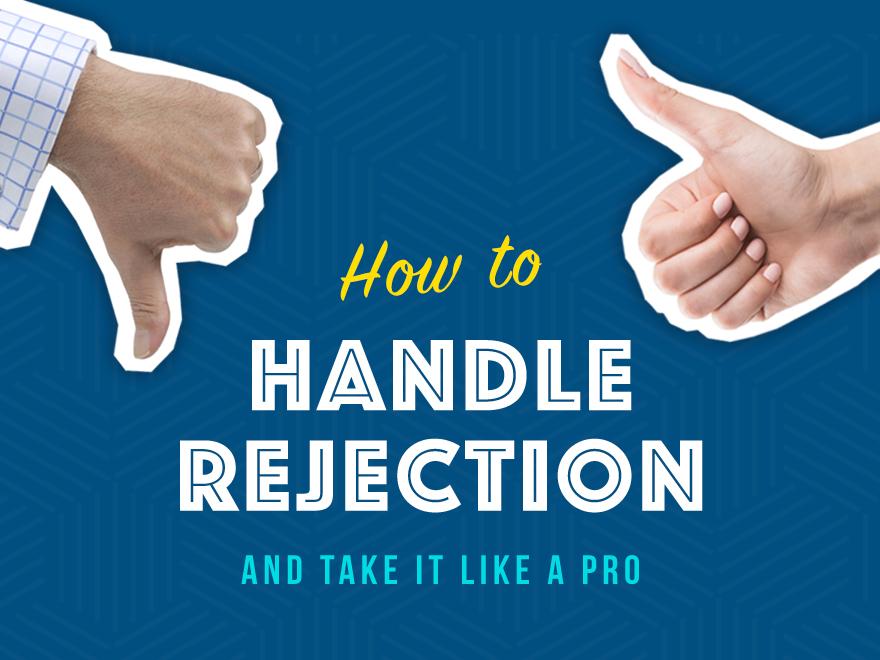 Session #67 - Handling Rejection
