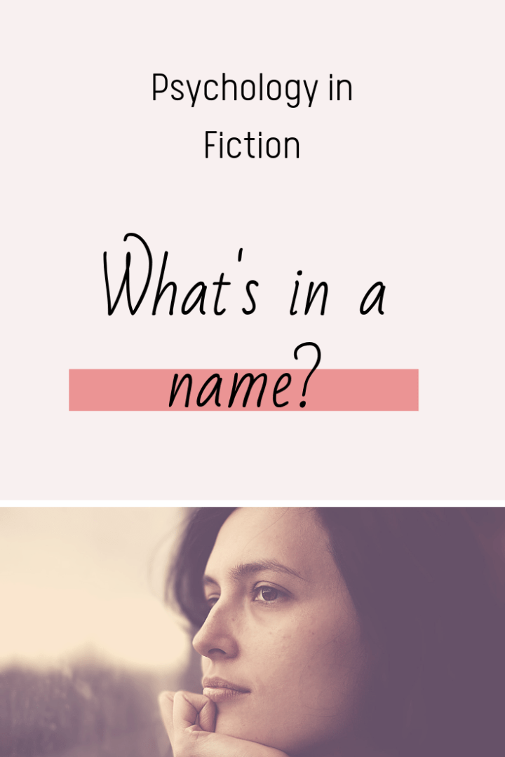What's in a Name: Why naming Characters is so Hard - Writer