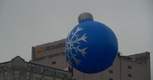 Monterrey Xmas Parade 2014