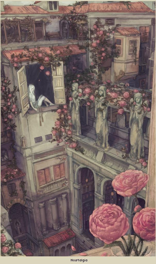 """Nostalgia"" by Sarah Webb"
