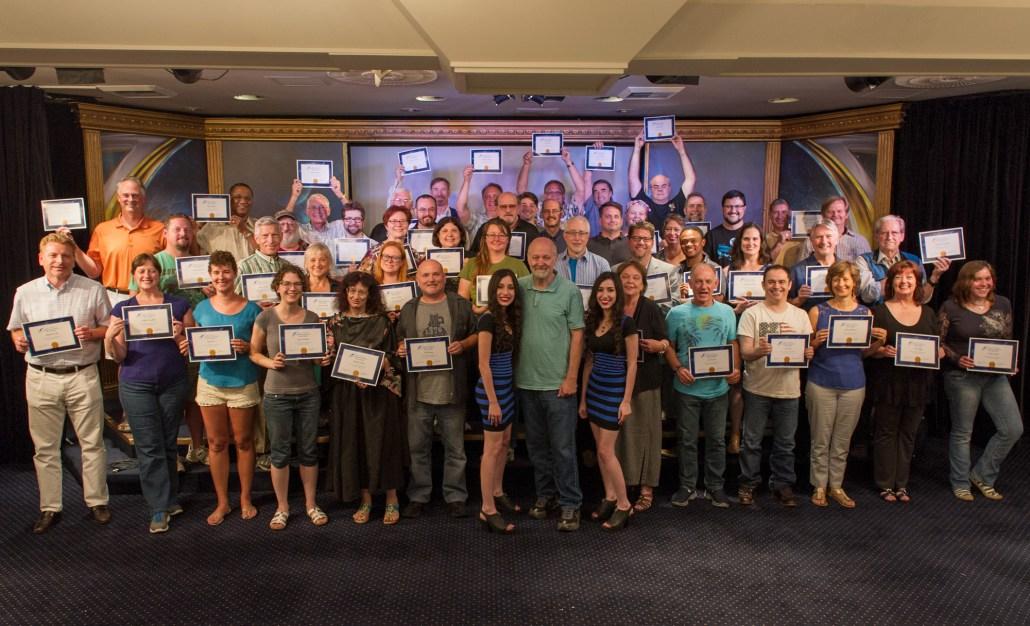 Writer Workshop Group Shot