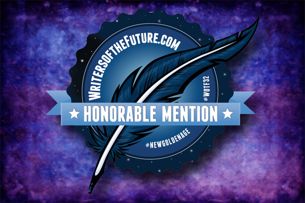 Writers of the Future Honorable Mention