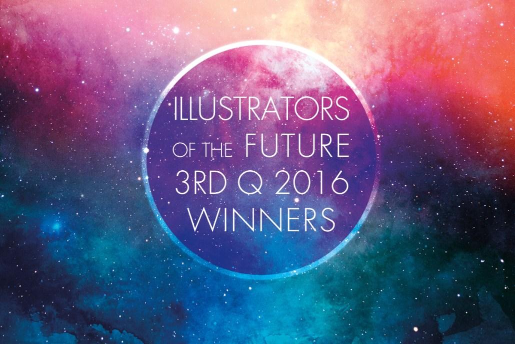 Illustrators of the Future Contest 3rd Quarter Winners 2016