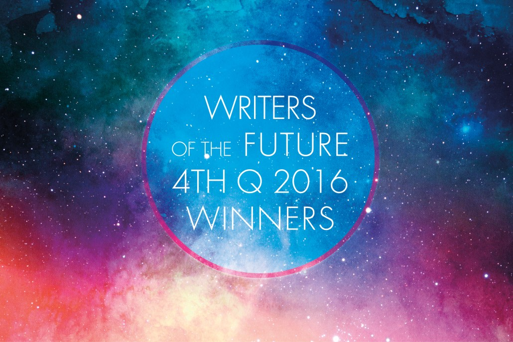 Writers of the Future 4th Quarter Winners 4th Quarter Writers of the Future Winners