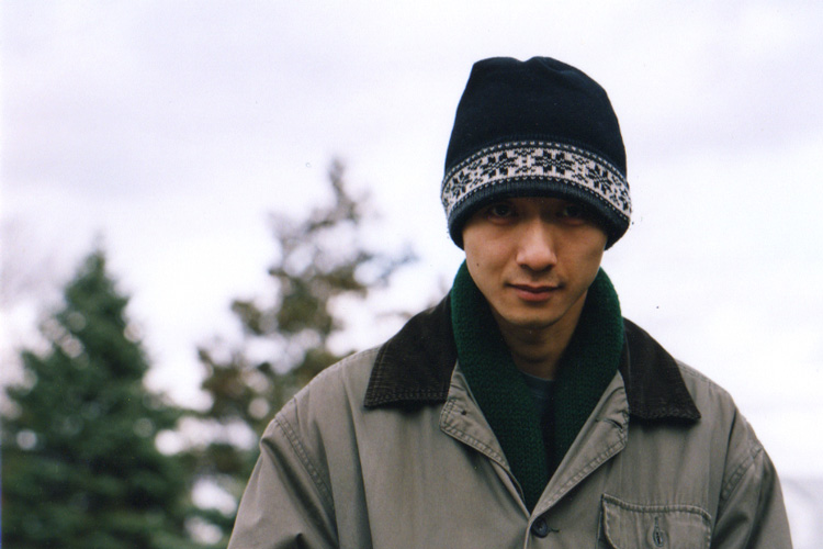 Ken Liu, photo by Lisa Tang Liu