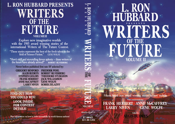 L. Ron Hubbard Presents Writers of the Future Volume 2