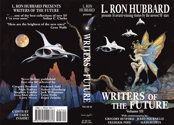 L. Ron Hubbard Presents Writers of the Future Volume 3