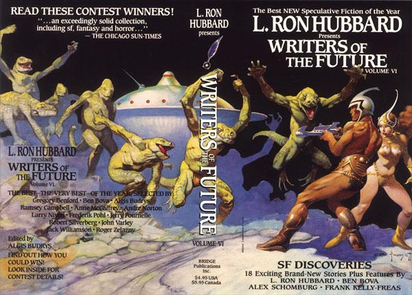 L. Ron Hubbard Presents Writers of the Future Volume 6