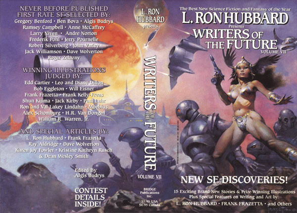 L. Ron Hubbard Presents Writers of the Future Volume 7