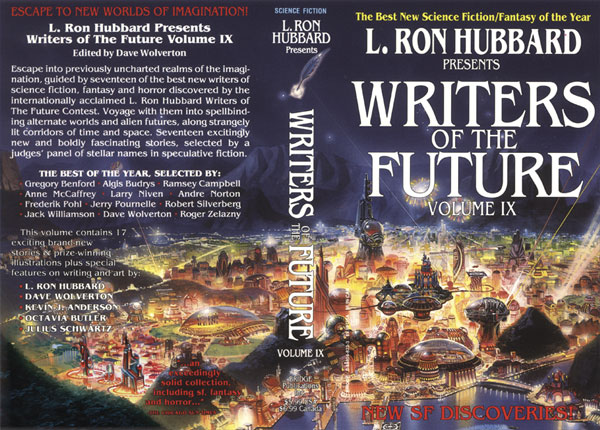 L. Ron Hubbard Presents Writers of the Future Volume 9