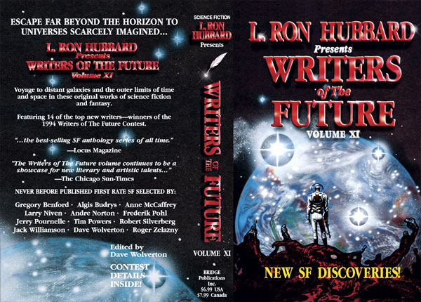 L. Ron Hubbard Presents Writers of the Future Volume 11