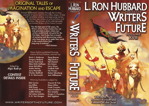 L. Ron Hubbard Presents Writers of the Future Volume 18