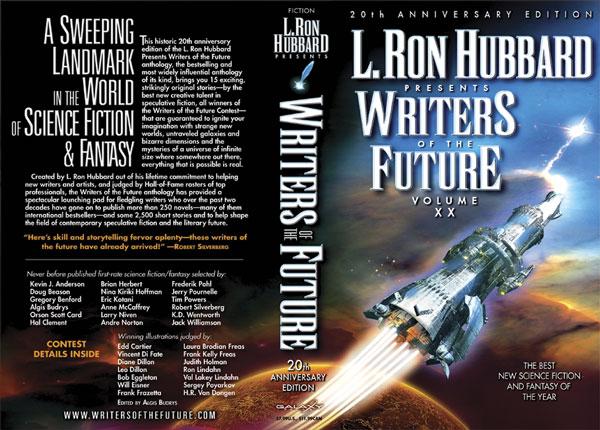 L. Ron Hubbard Presents Writers of the Future Volume 20