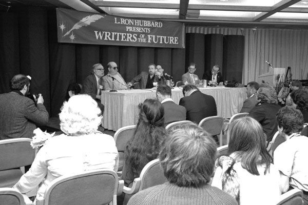 1987 Writers of the Future panel