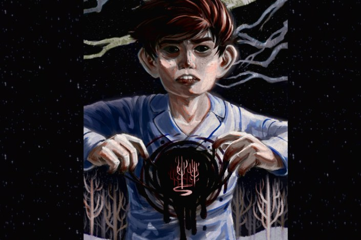 "Illustration for ""Everything You Have Seen"" by Karsen Slater"