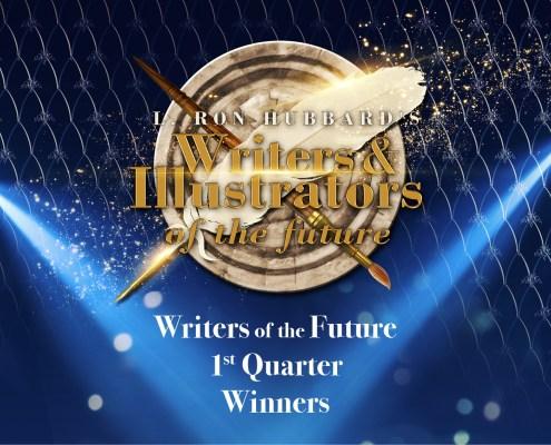 Writers of the Future 1st Quarter Winners
