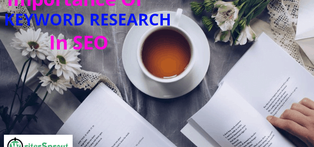 Why Is Keyword Research So Important In SEO?