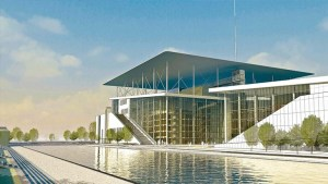 SNFCC Athens National Library & Opera