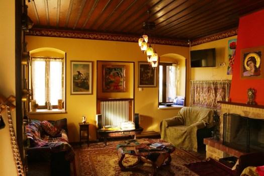 La Casa Grande Lounge