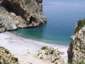 Evia summer beach