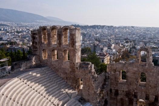 Theatre Irodou Attikou Athens