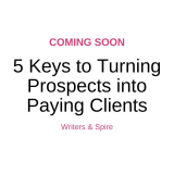 How to turn prospects into clients