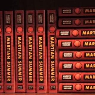 Best Book Marketing Ideas - Martian Summer