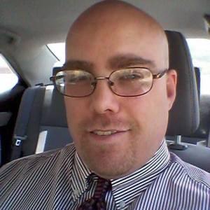 Me in a tie, but don't believe it.