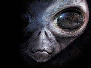 alien-face-grey-so-long-ago-so-clear-hounslow-london-peter-crawford