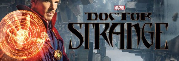Once Upon A Time, I Went To See Doctor Strange