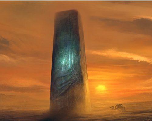 FlashFic: The Pillar