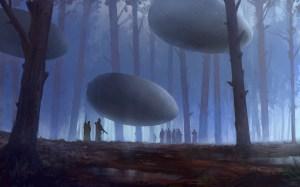 Easter Eggs by Nick Storozhenko at Deviant Art (https://www.artstation.com/artwork/J5Olm)