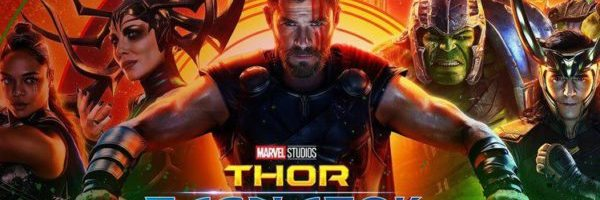 The Awesome Insanity of Thor: Raganarok