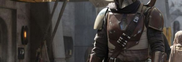The Mandalorian…or The Not-Boba-Fet Show