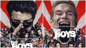 The Boys on Amazon Prime Video