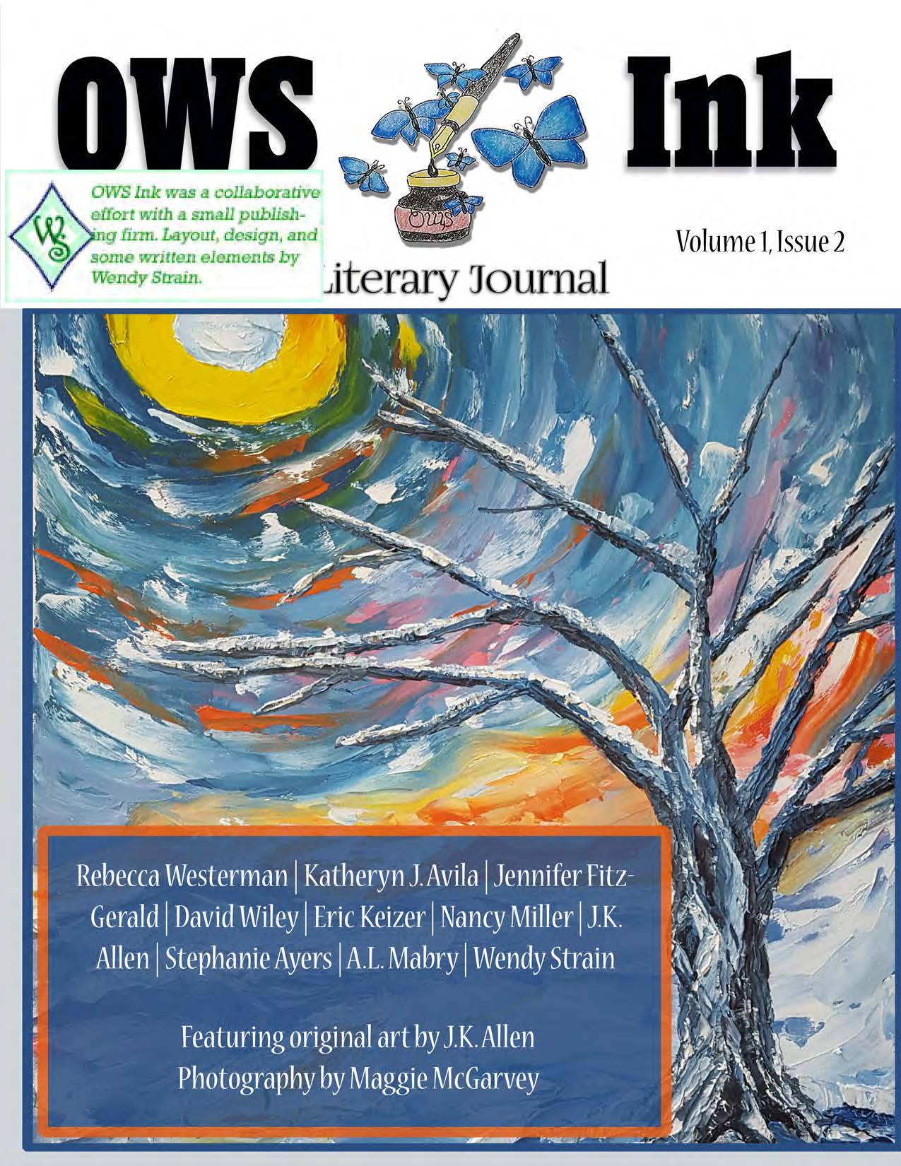 OWS Summer literary journal