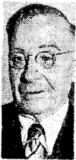 Axel Holman, from March 10, 1947, issue of The Seattle Times