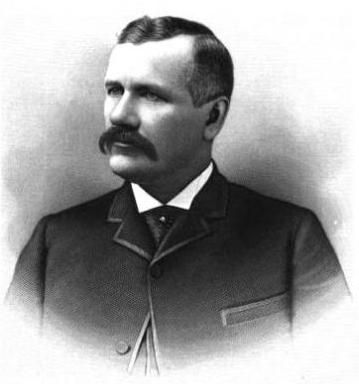 Daniel Hunt Gilman, circa 1890