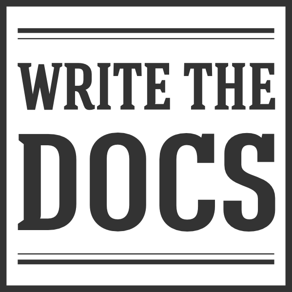 A beginner's guide to writing documentation — Write the Docs